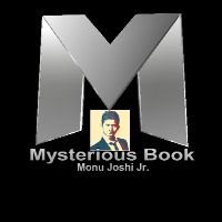 Mysterious Book Monu Joshi Jr